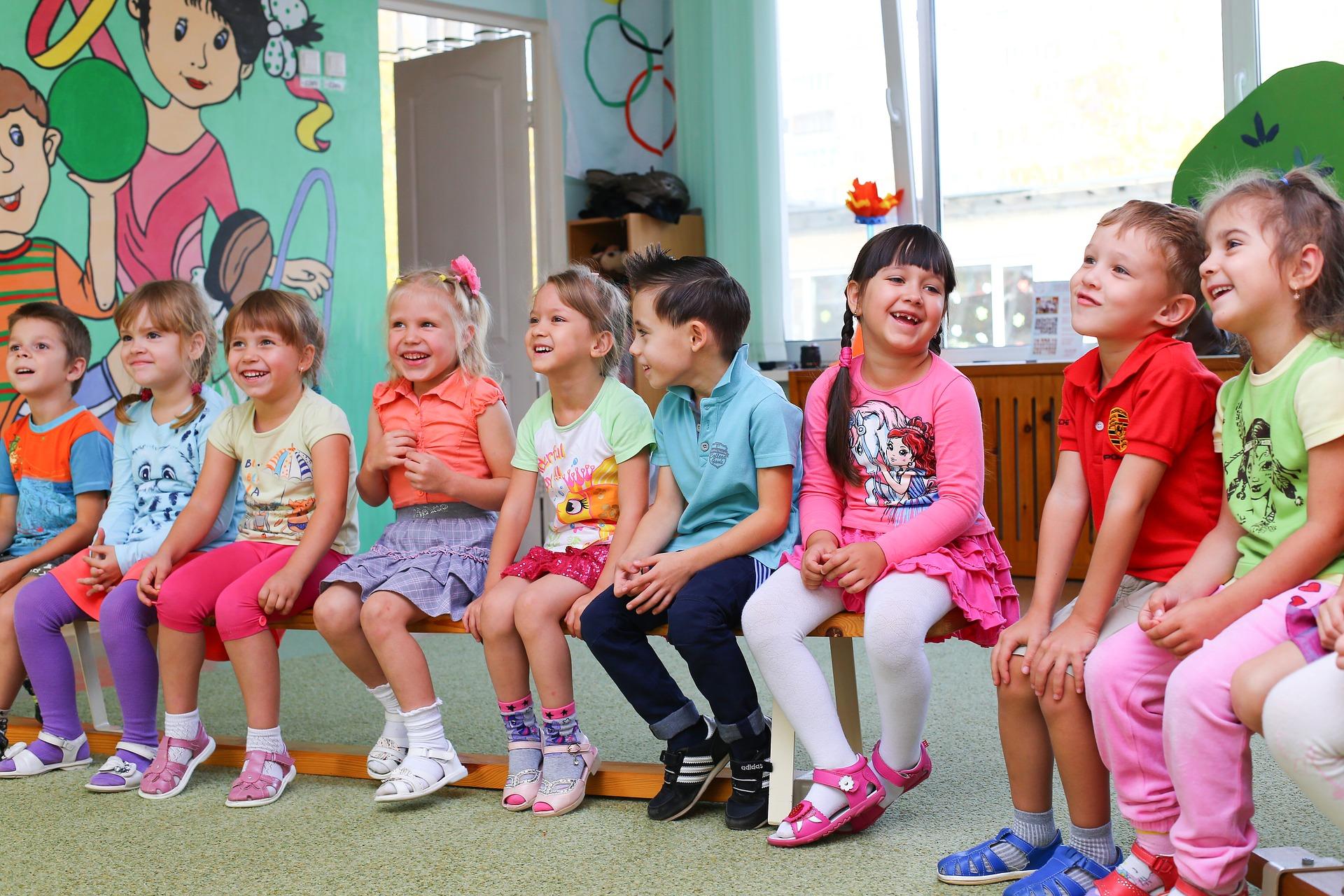 Trinkwasserhygiene für Kinder im Kindergarten